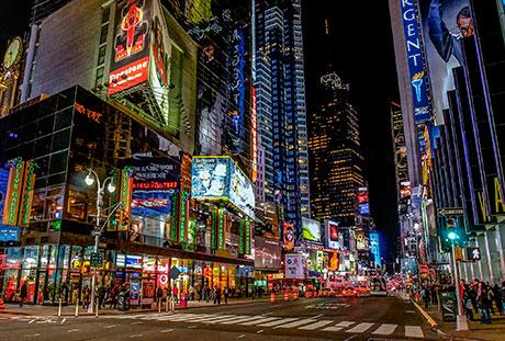 La Vie Nocturne O 249 Sortir Le Soir Voyage 224 New York